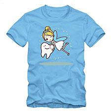 camisetas de hadas y duendes