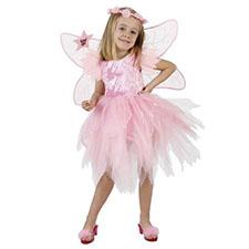 disfraz de hada para niñas