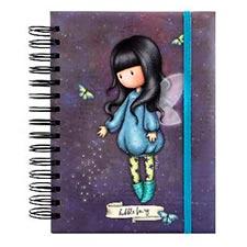 cuaderno de hadas para niñas