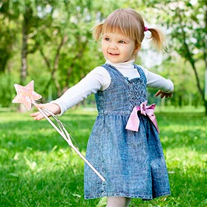 varita magica de hadas para niñas