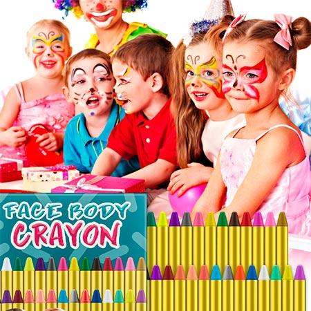 maquillaje artistico de hadas para niñas