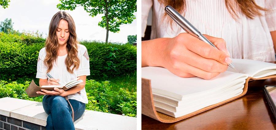 cuadernos de hadas niña